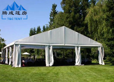 Long Life Span Waterproof Canopy Tent Color Printed For Backyard Parties