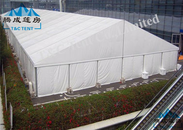 Outdoor Church Revival Tents Rain Proof With Light Frame Steel Structure