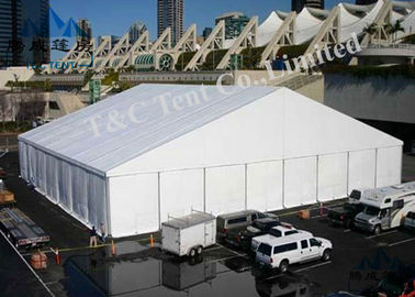 Selectable Size Church Revival Tents With Hard Pressed Aluminum Alloy 15 Years Warranty