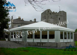 Flame Retardant Outside Event Tents Sound Insulation With Light Frame Steel Structure & Outside Event Tents on sales - Quality Outside Event Tents supplier