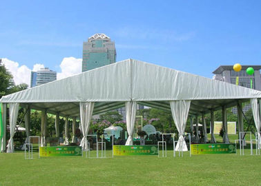 Self-Cleaning Pagoda Shade Shelter Canopy / Arch Pagoda Tent With Half Wall