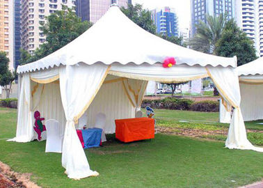 Outdoor Waterproof Pagoda Gazebo Tent With Aluminum Alloy Frame