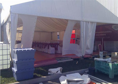 Strong Structure Steel Half Wedding Event Tents With Full Set Of Sidewalls