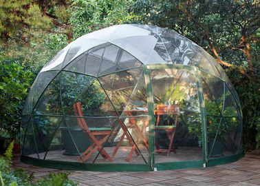 Commercial Display Multi-functional Transparent White Outdoor Event Dome Tent
