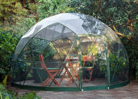 China Commercial Display Multi-functional Transparent White Outdoor Event Dome Tent company