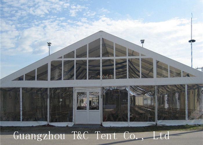 Waterproof Display Tents For Trade Shows , 800 Seater