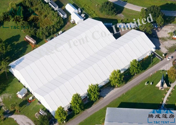 Outdoor Marketing Big Event Tents For Trade Show With Light Frame Steel Structure & Outdoor Marketing Big Event Tents For Trade Show With Light Frame ...